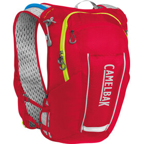 CamelBak Ultra 10 Vest 2l Crimson Red/Lime Punch
